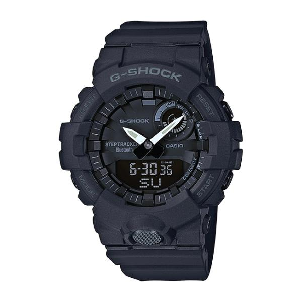 Latest Casio G Shock G Squad Bluetooth® Urban Sports Themed Black Resin Band Watch Gba800 1A Gba 800 1A
