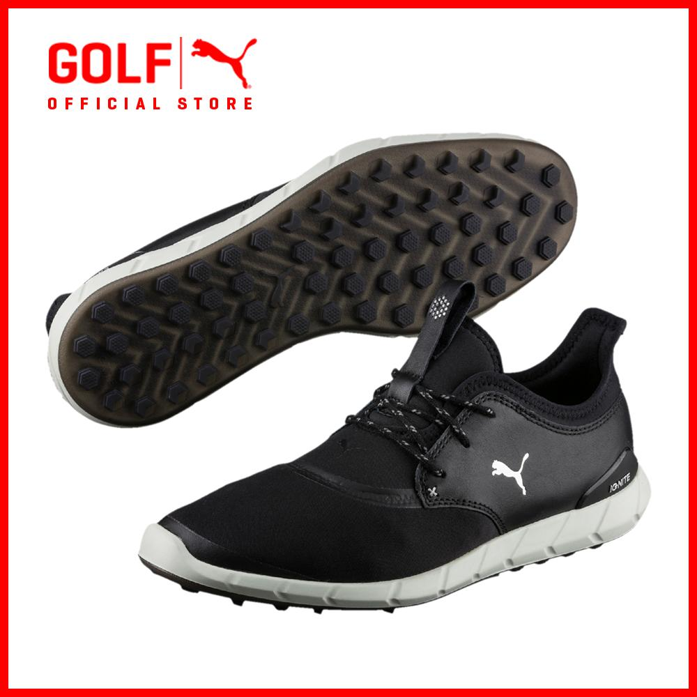 Discount Puma Golf Men Ignite Spikeless Sport Footwear Puma Black Puma Silver Puma Golf On Singapore