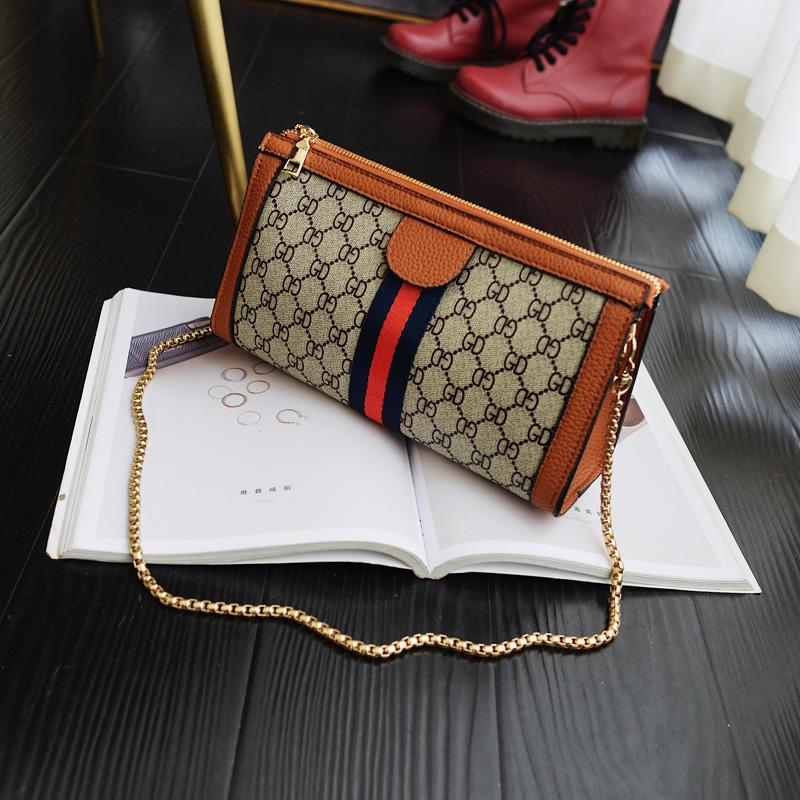 Who Sells Small Square Female New Style Chain Shoulder Bag Bags Cheap