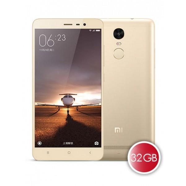 Buy Xiaomi Redmi Note 3 32Gb Gold Cheap On Singapore