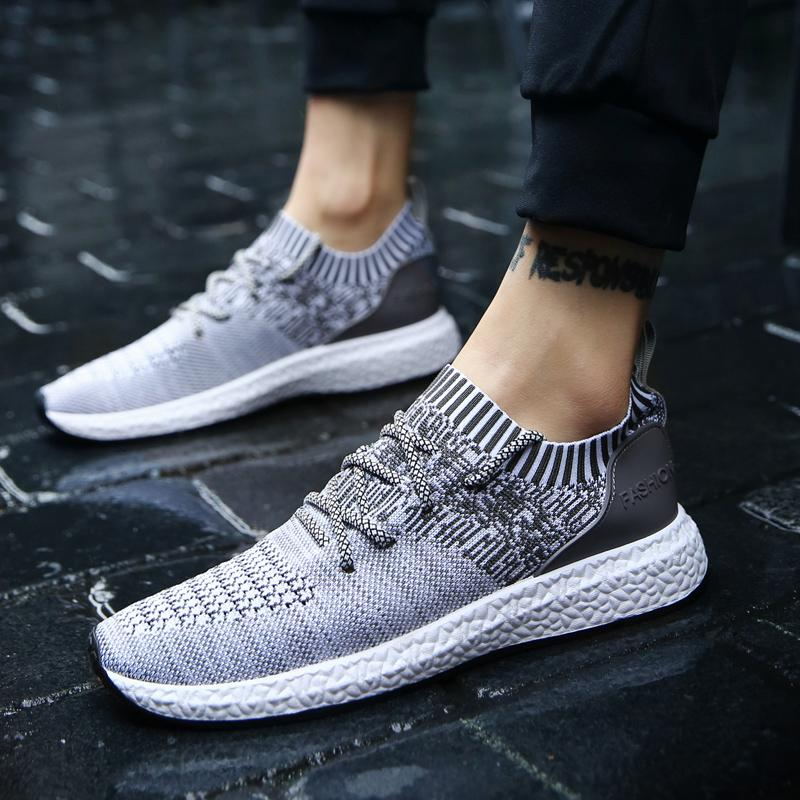 Korean Style Men Spring Trendy Shoes Sneakers Shopping