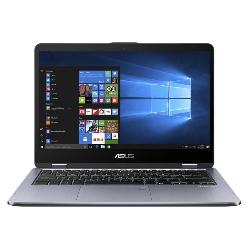 ASUS Vivobook Flip Tp410Ua-Ec474T (14 FHD IPS,Intel Core i7-8550U,8GB,Intel HD Graphics 620,128GB SSD + 1TB HDD)