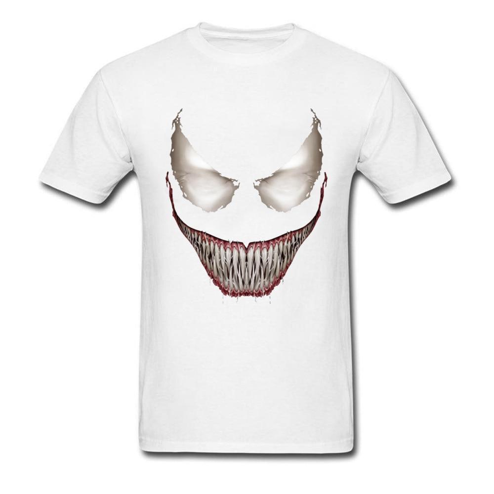 ... Distro / Kaos Casual Pria / T-shirt Casual. Source · Bad Guys Venom Smile T Shirt Hipster T-shirt Men Black Tshirt Short Sleeve Tops