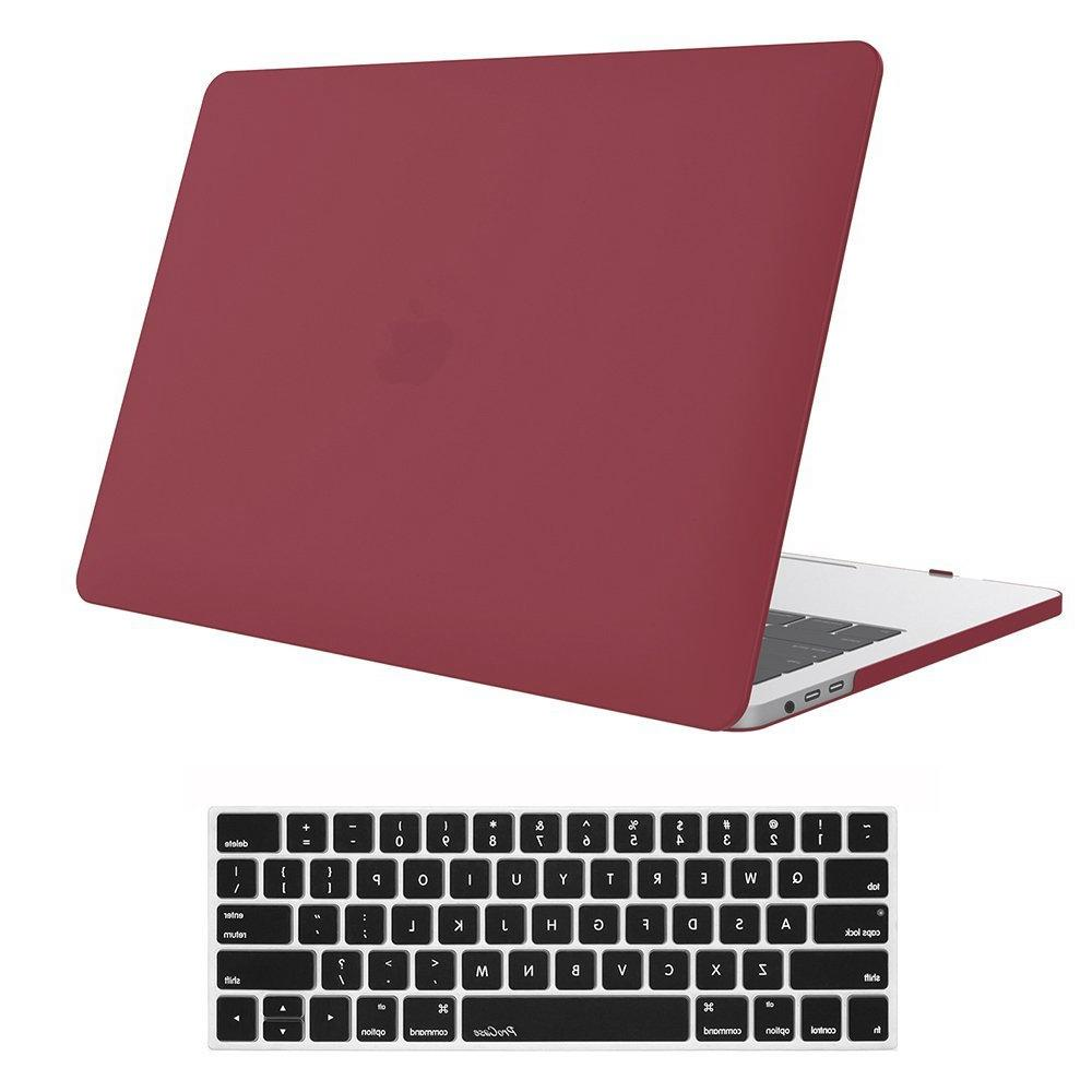 Macbook Pro 13 Case 2017 2016 Release A1706 A1708 Procase Hard Case Shell Cover And Keyboard Skin Cover For Apple Macbook Pro 13 Inch With Without Touch Bar And Touch Id For Sale Online