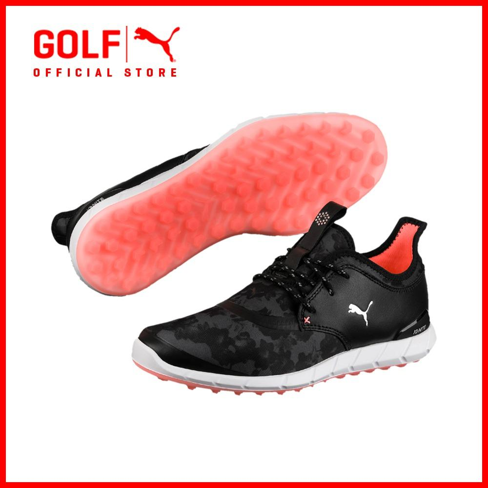 Puma Golf Women Ignite Spikeless Sport Nm Footwear - Puma Black-Puma  Silver-Dark 8de2bc964b