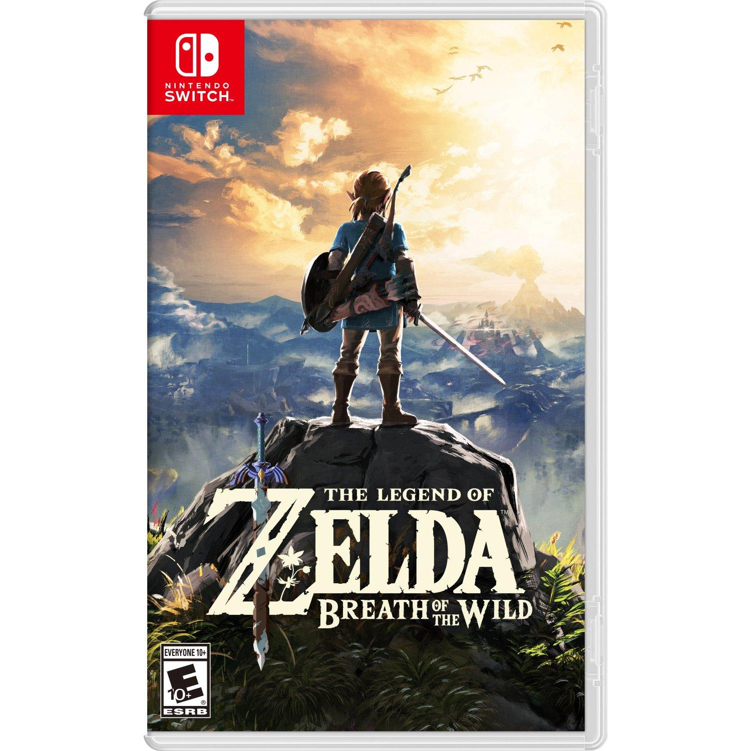Best Offer Nintendo Switch The Legend Of Zelda Breath Of The Wild As R3