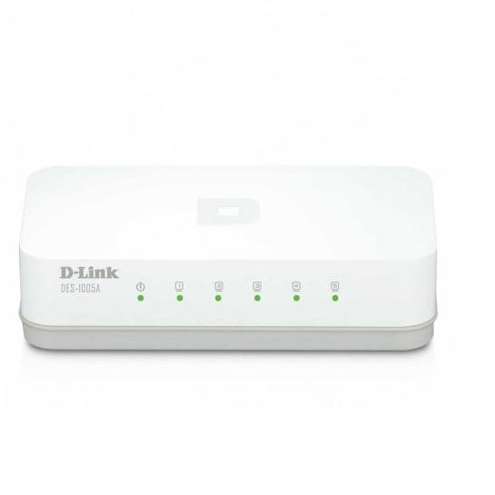Where To Shop For Dlink 5 Port 10 100Mbps Unmanaged Ethernet Switch