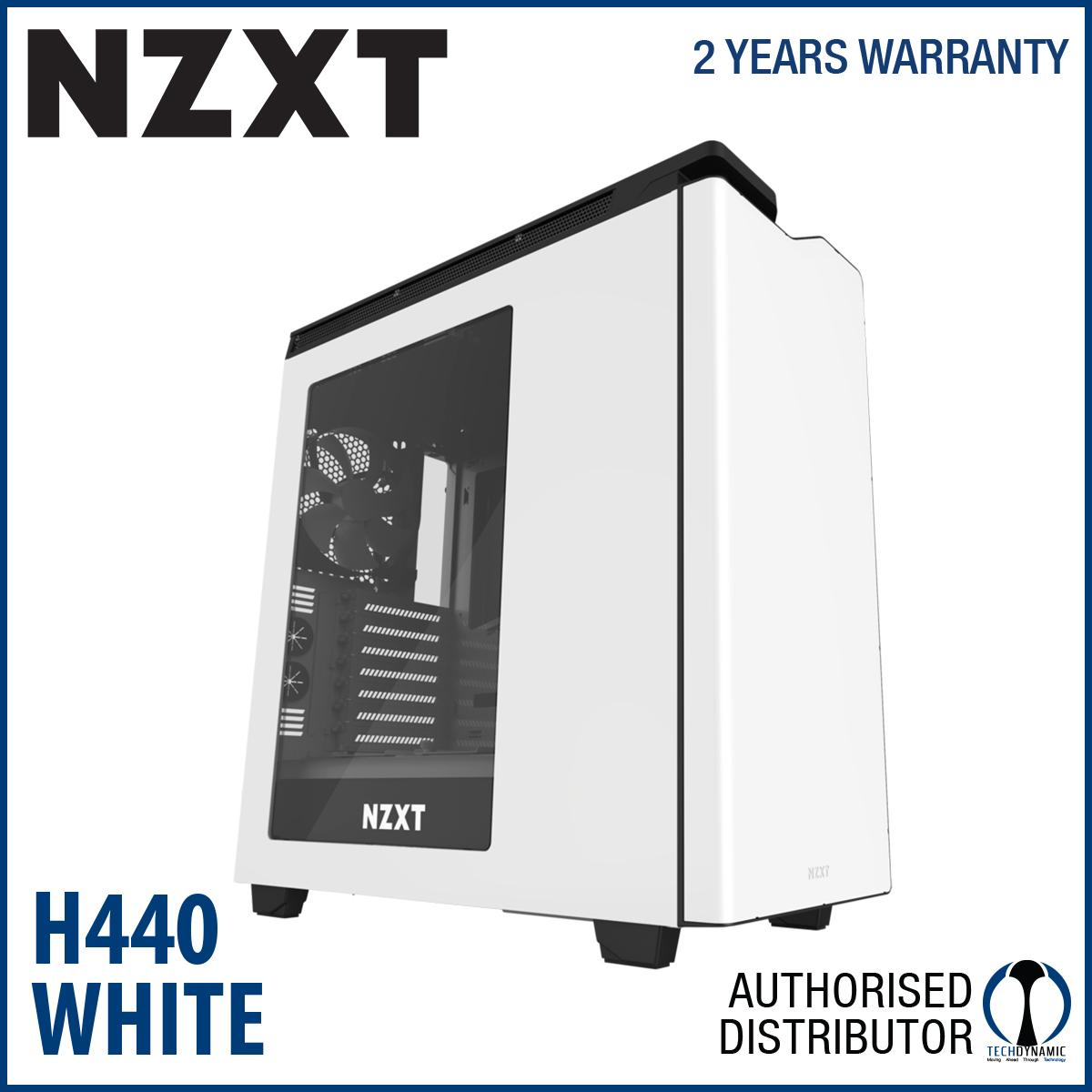 Nzxt H440 Window White Reviews