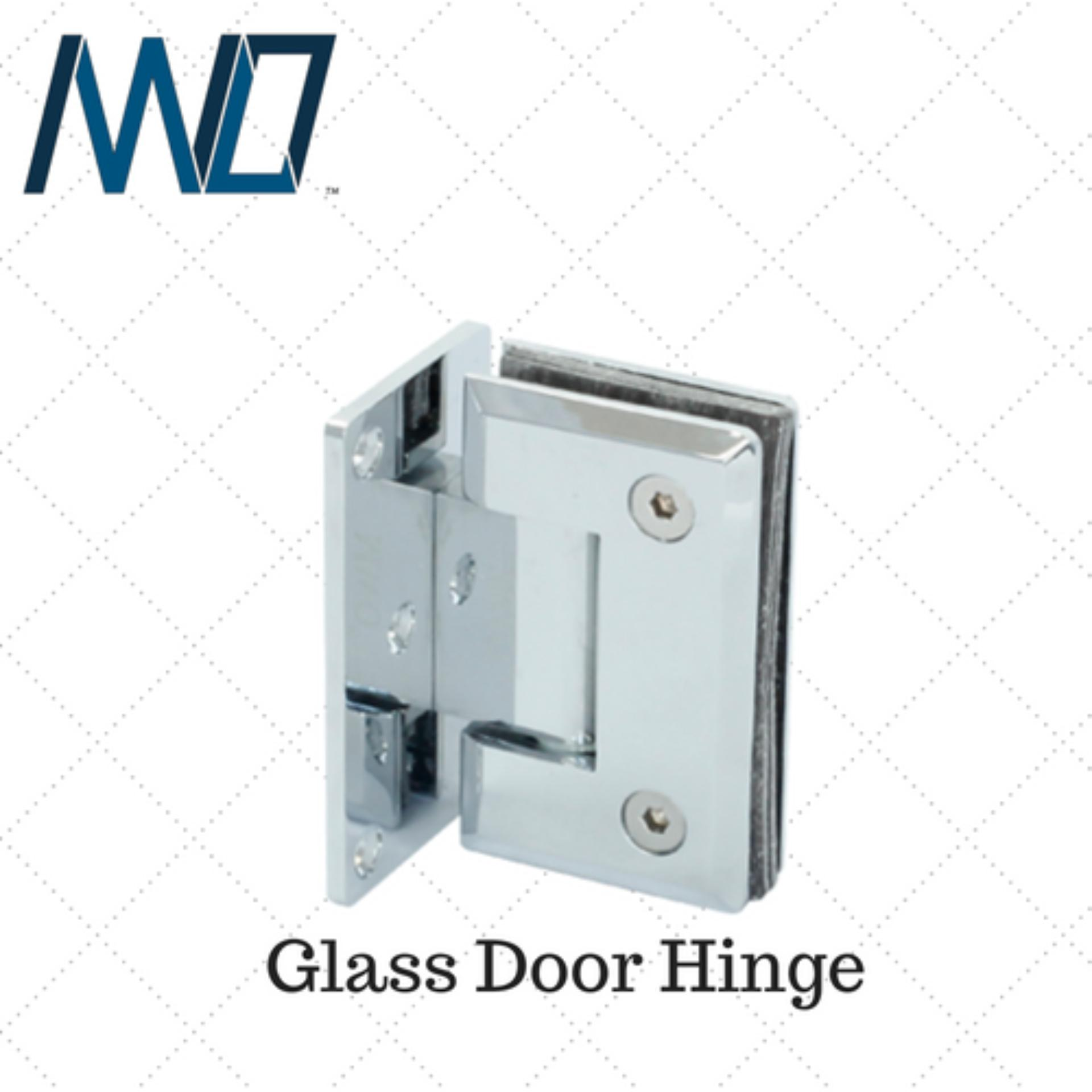 Coupon 4 Hole Shower Glass Door Hinge