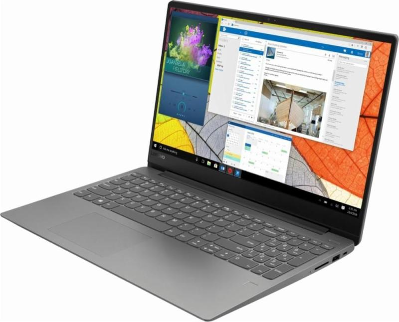 Lenovo IdeaPad 330s i7-8550U Windows 10 Home 4GB DDR4 RAM + 16GB Intel Optane Memory 1TB HDD AMD Radeon 540 DDR5 2GB 14INCH FHD Grey