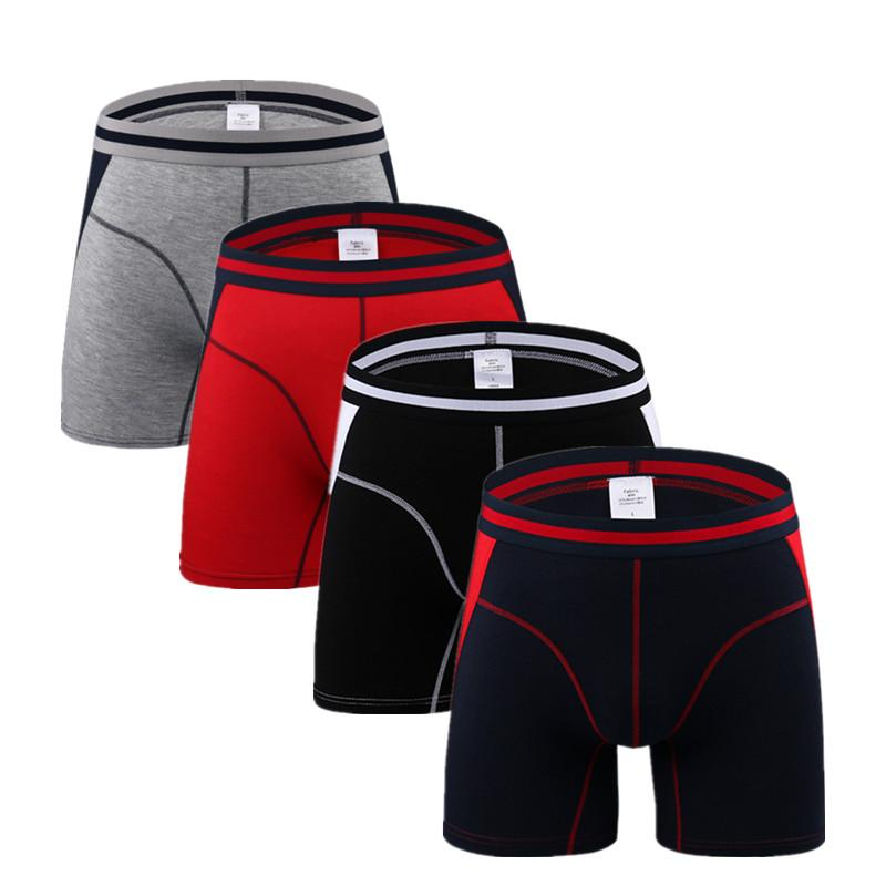 395e949885 Set of 3 Men s Boxers Briefs Fashion Boxer for Men Underwear Breathable  Panty Soft Mens Short