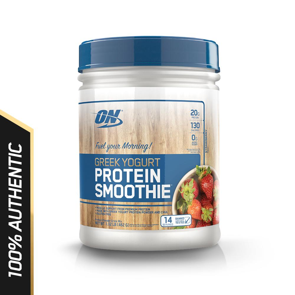 Optimum Nutrition Greek Yogurt Protein Smoothie 1 Lb Strawberry Discount Code