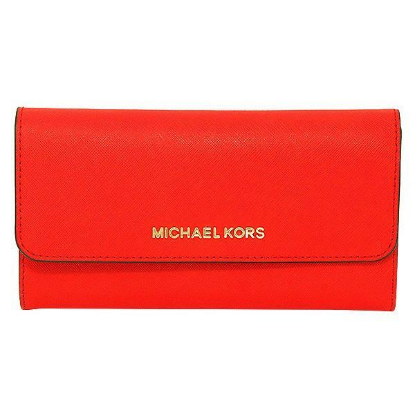 Michael Kors Jet Set Travel Large Trifold Wallet