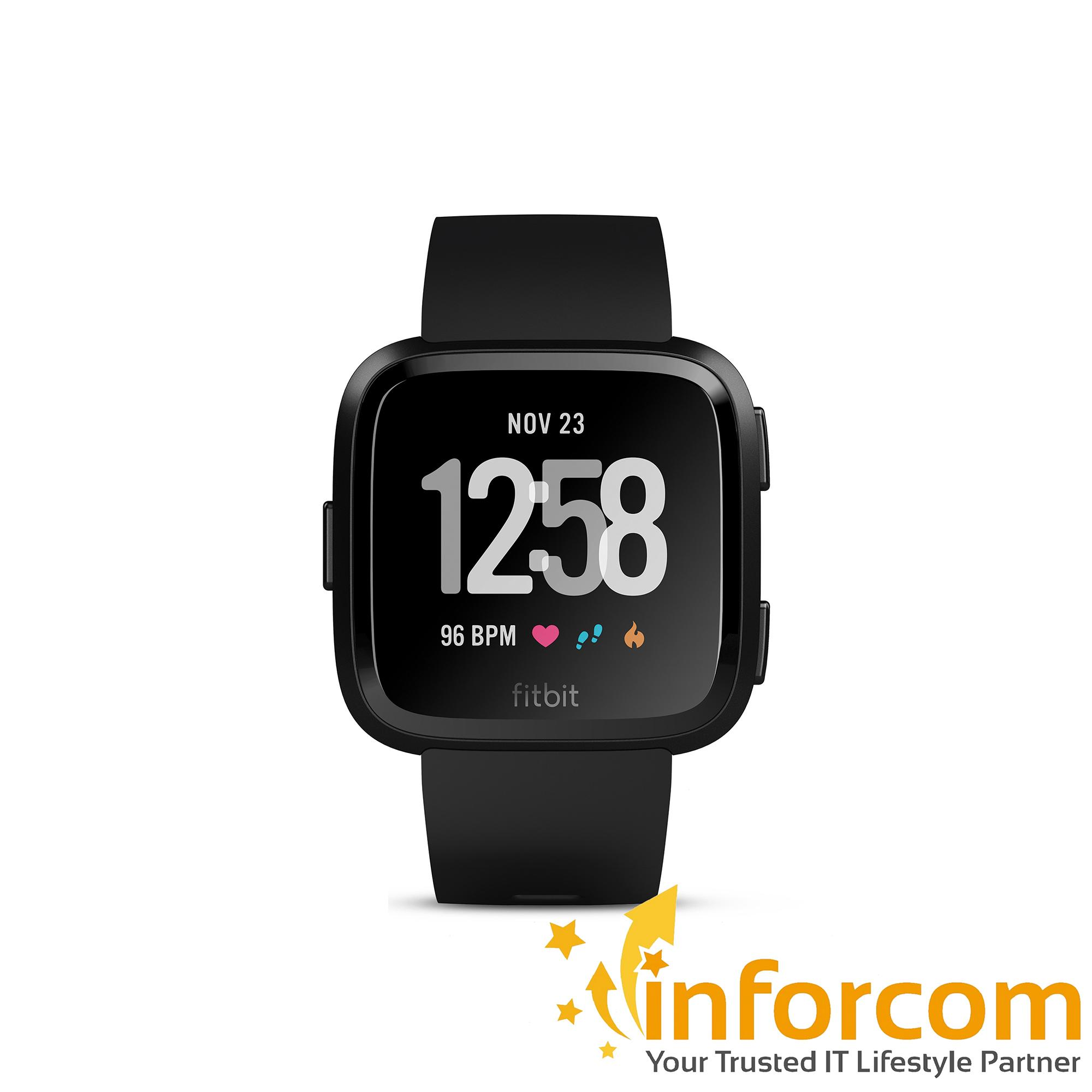 Fitbit Versa Fitness Watch In Stock