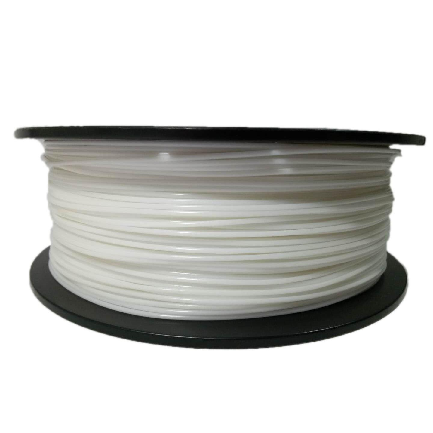 The Cheapest White Petg Filament For 3D Printer 1 75Mm 1Kg Online