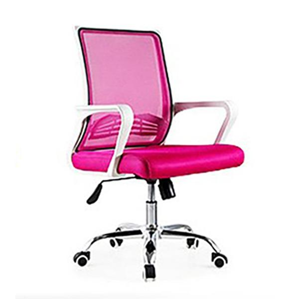 Wholesale Bently Office Chair C20 White Pink Delivery Weekdays Before 6Pm