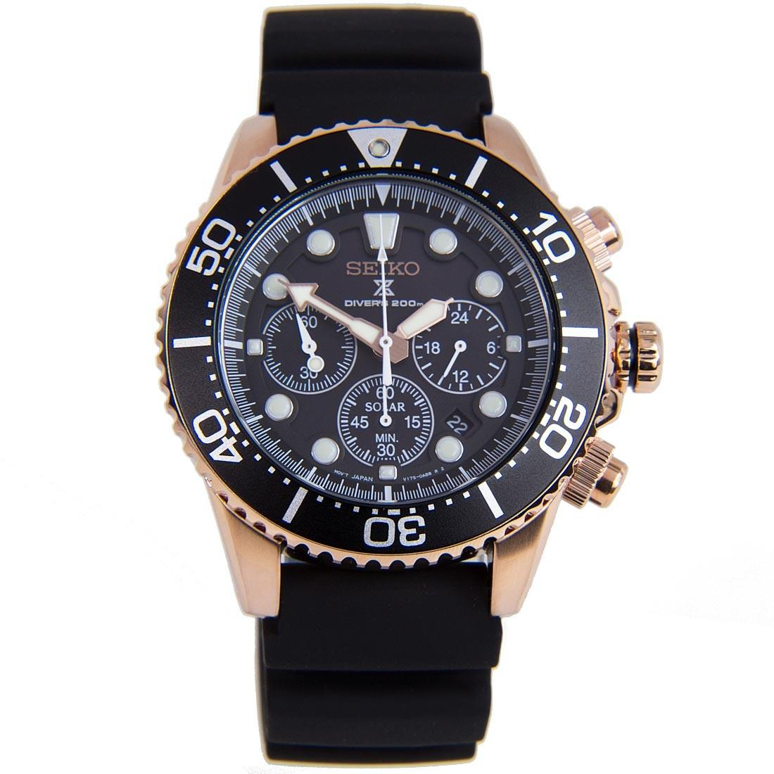 Who Sells Seiko Ssc618P1 Ssc618P Ssc618 Prospex Diver S Solar Chronograph Men S Watch Cheap