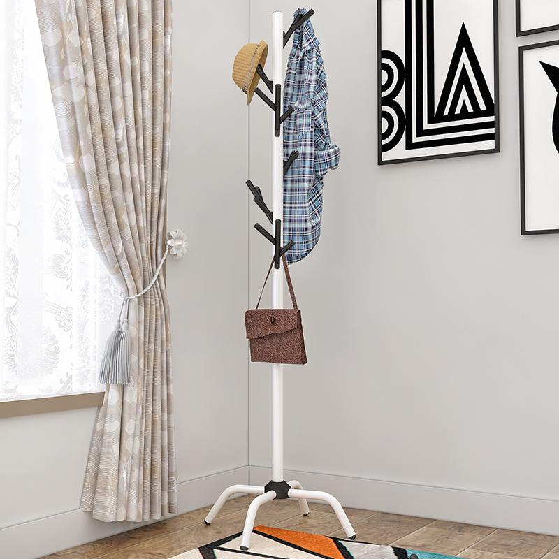 Shome nuo multi-functional floor-to-ceiling home bedroom clothes rack