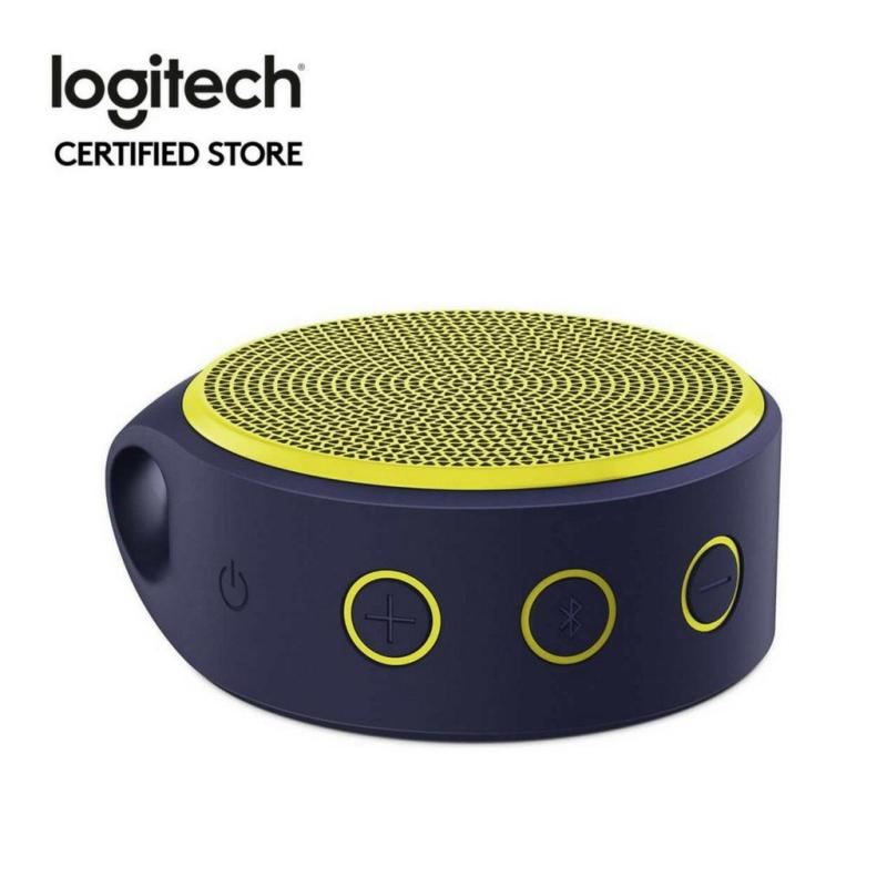 Logitech X100 Yellow Wireless Bluetooth Speaker Singapore