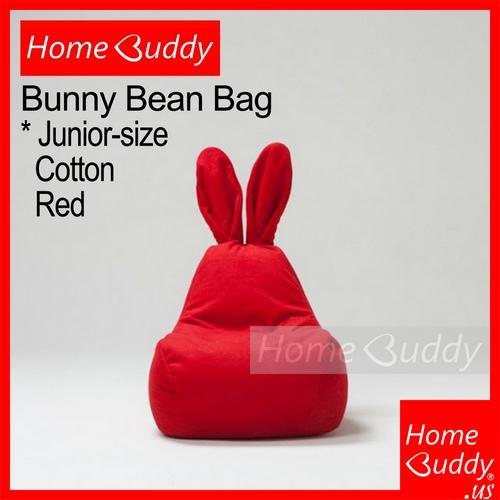 Beanbag: BUNNY Medium-Junior-size 45x65x68cm_ RHINO 75x60x70cm_ DONUT GIANT 105x100x50cm_ READY Stocks SG. Reach you 3 to 5 work days_ HomeBuddy_ Acev Pacific