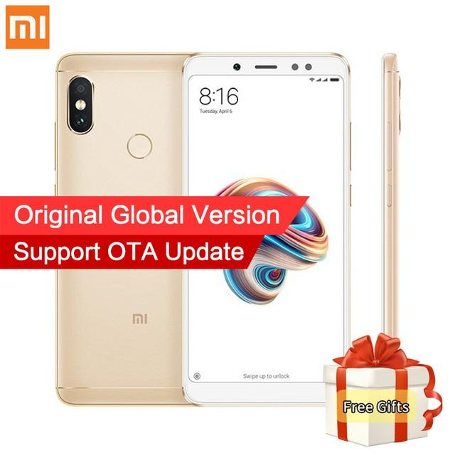 Price Comparison For Global Version Xiaomi Redmi Note 5 4Gb 64Gb 5 99 18 9 Full Screen