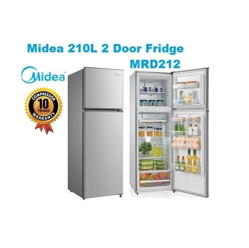 How Do I Get Midea 210L 2 Door Fridge