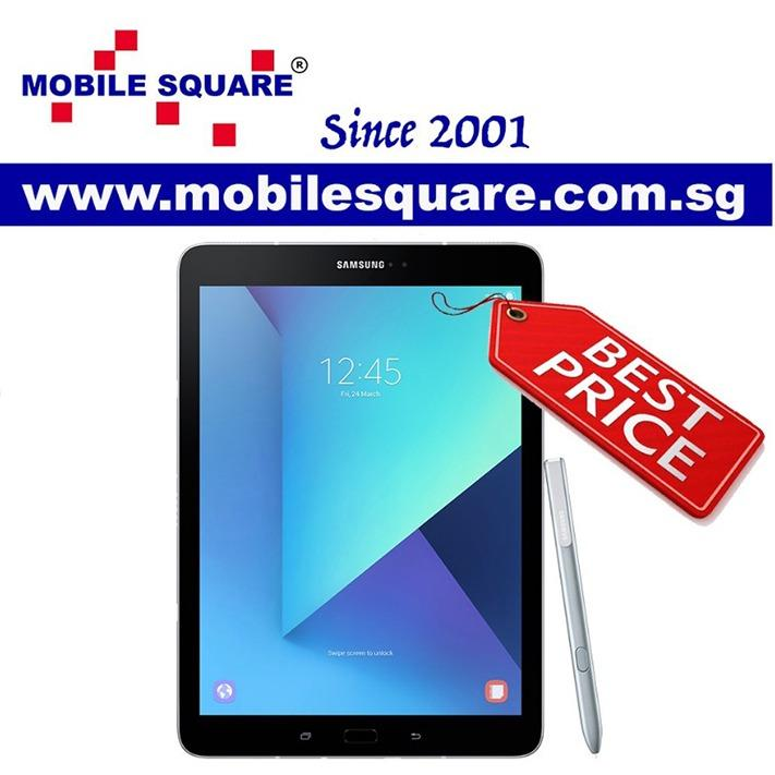 Promo Samsung Galaxy Tab S3 Lte With S Pen 32Gb 4Gb Ram