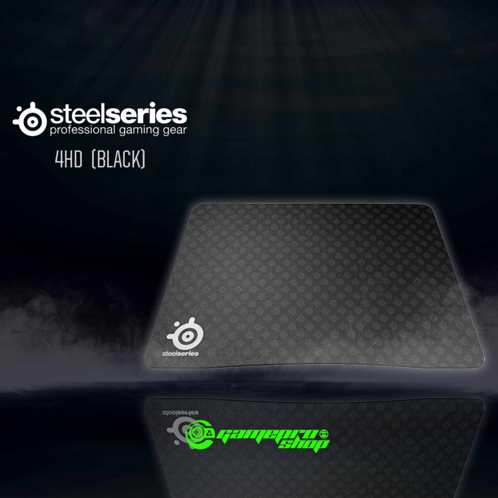 Steelseries 4Hd Gaming Mouse Pad Black Gss Promo On Singapore