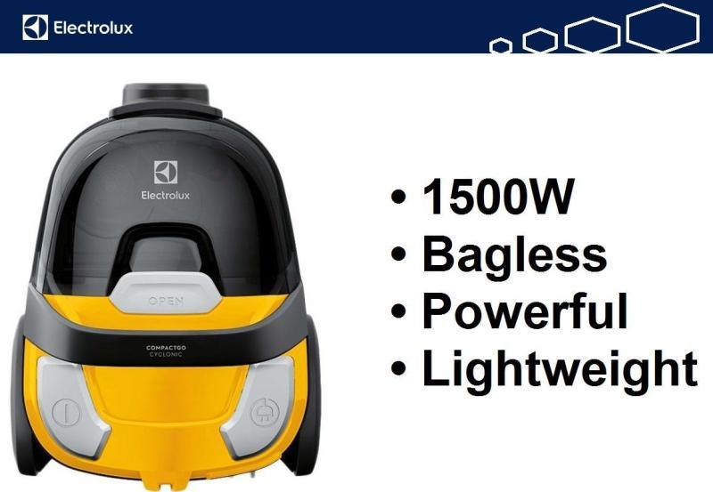 Electrolux Z-1230 Bagless Vacuum 1500W Singapore