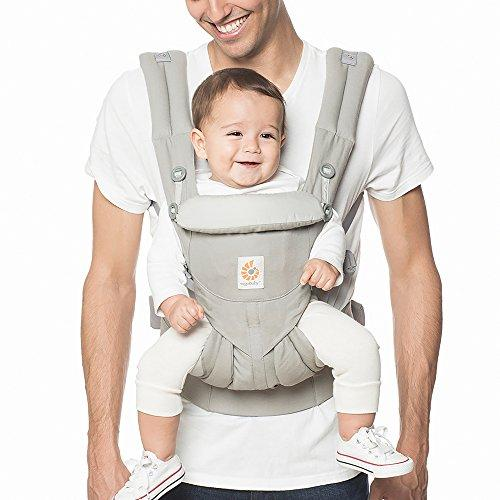 7b35f558094 Ergobaby Omni 360 All-in-One Ergonomic Baby Carrier