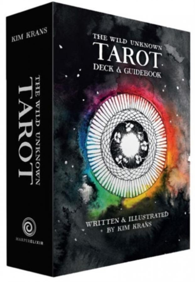 The Wild Unknown Tarot Deck And Guidebook Official Keepsake Box Set Author