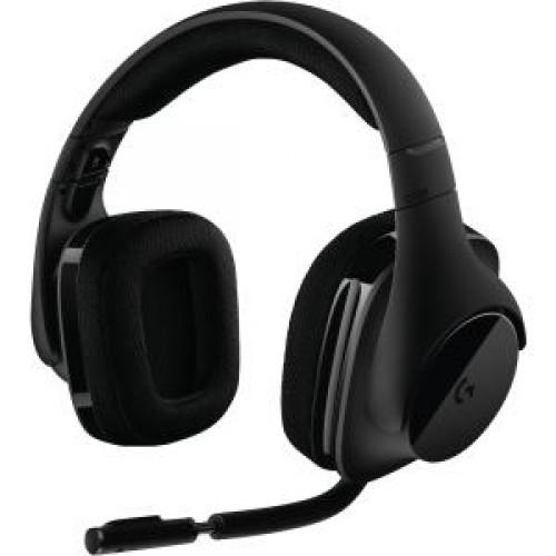 How Do I Get Logitech G533 Wireless Dts 7 1 Surround Sound Gaming Headset