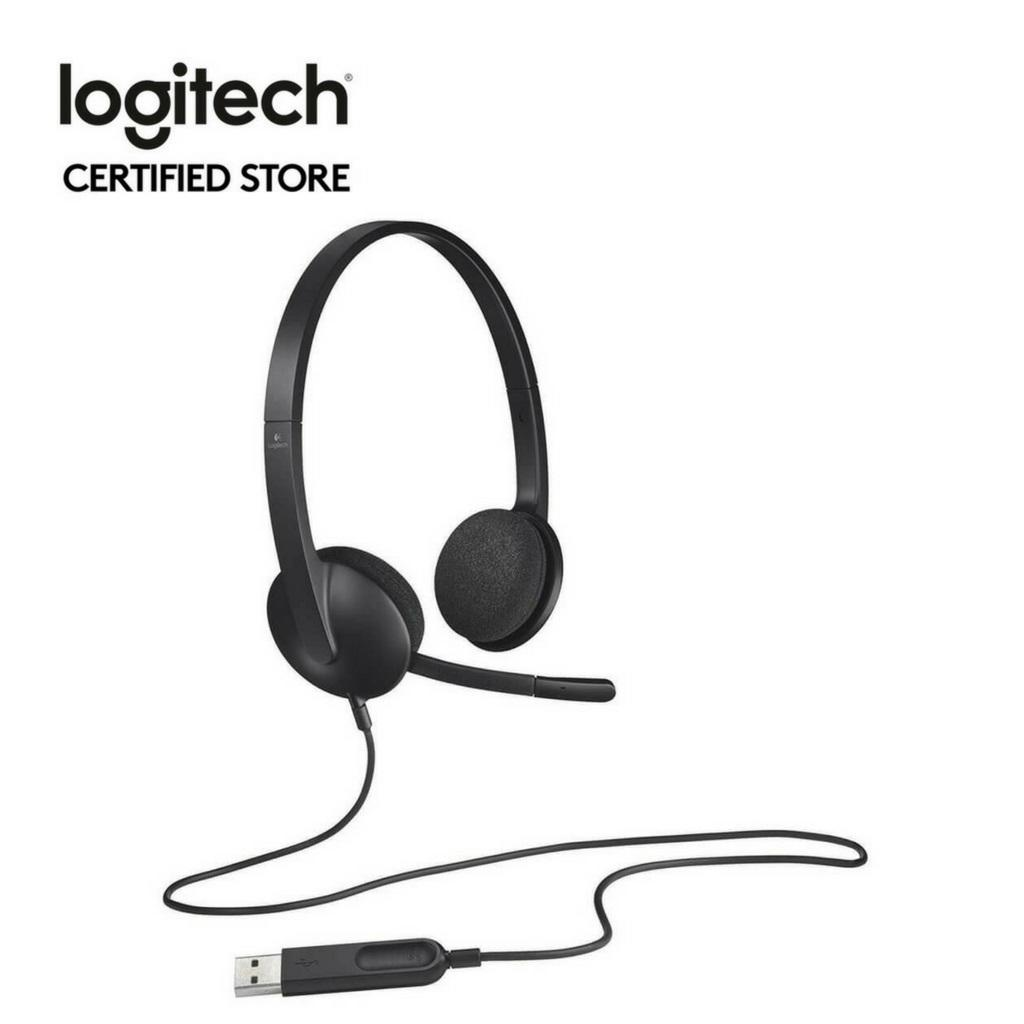 Logitech H340 Usb Headset Shopping