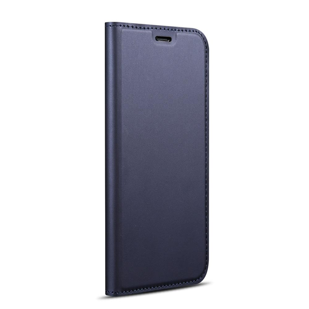 Leather case for Xiaomi Redmi Note 5 Pro PU + TPU flip cover Ultra thin cell