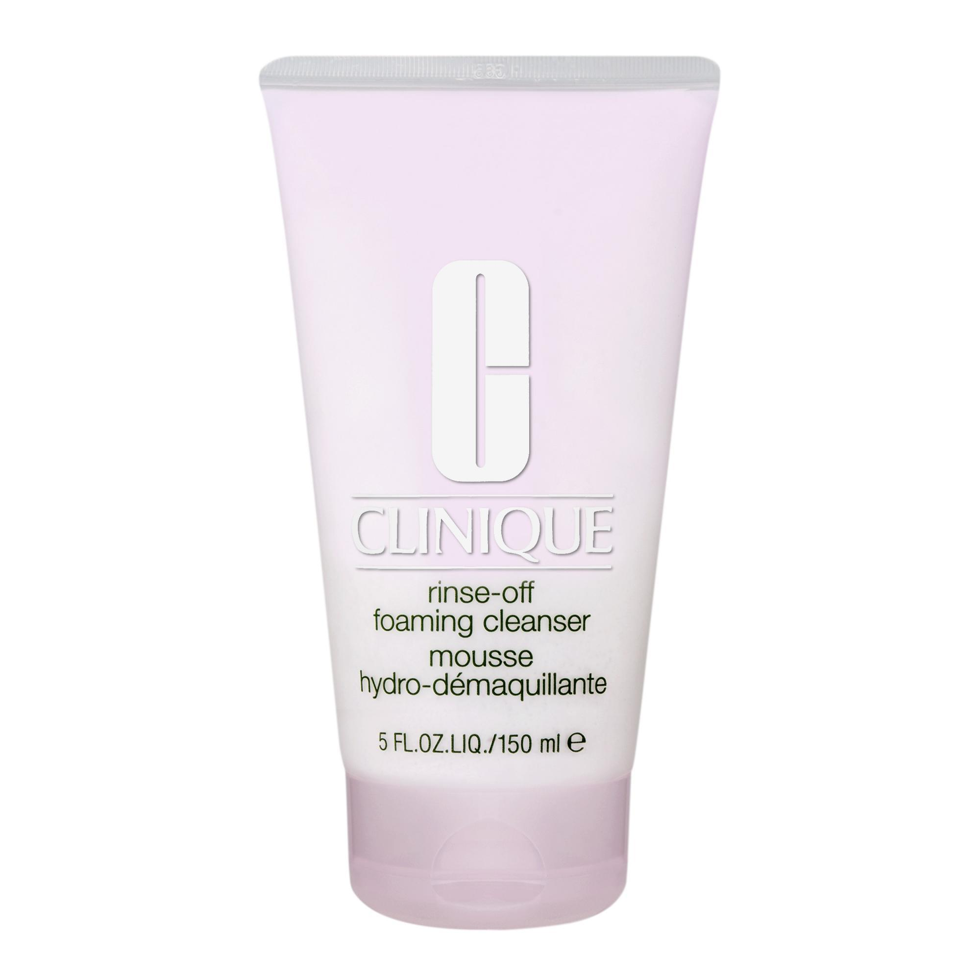 Clinique Rinse Off Foaming Cleanser 150Ml 5Oz Intl Reviews