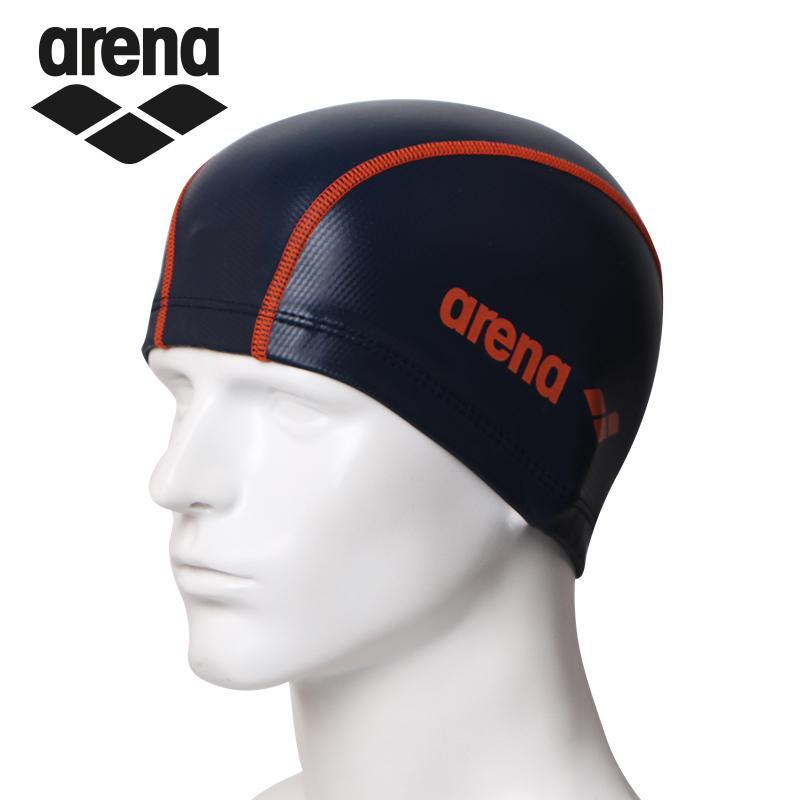 Arena Nyaman Kain Lem untuk Pria atau Wanita Topi Renang Topi Renang Topi Renang Topi Renang
