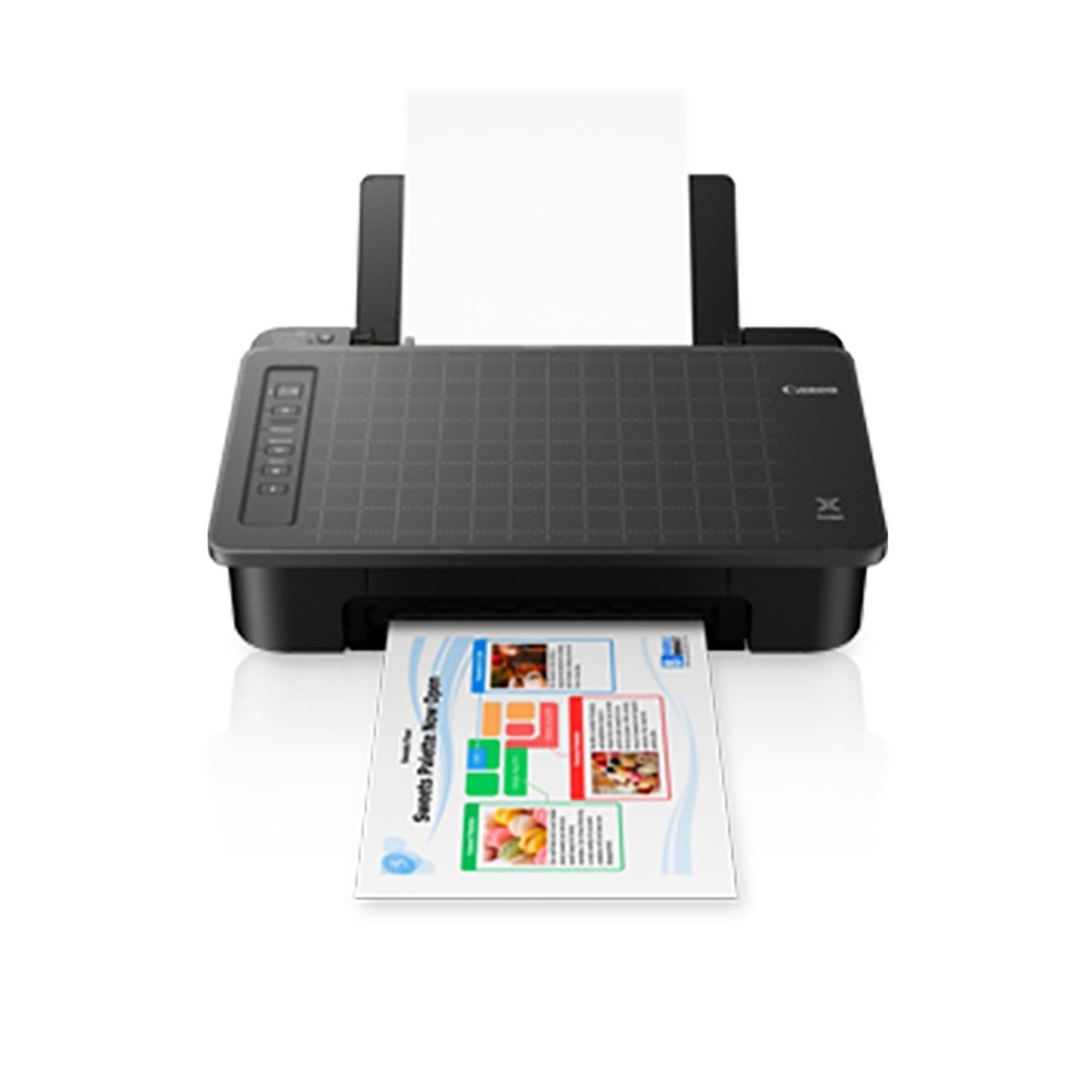 Sale Canon Pixma Ts307 Wireless Printing With Easy Smartphone Copying Canon Original