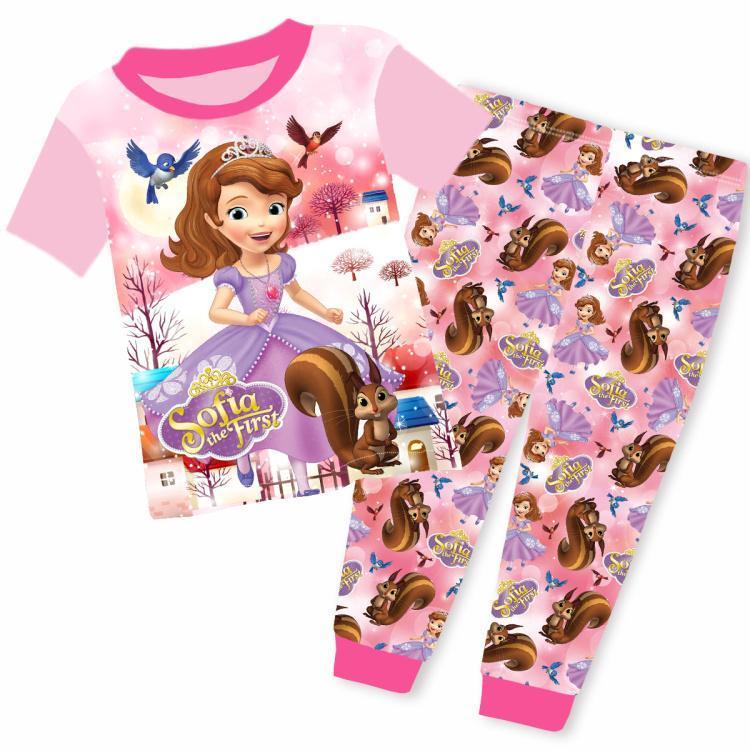 Price Kids Pajamas Hello Kitty Pajamas Set My Little Pony Pajamas Sofia Pajamas Set Online Singapore