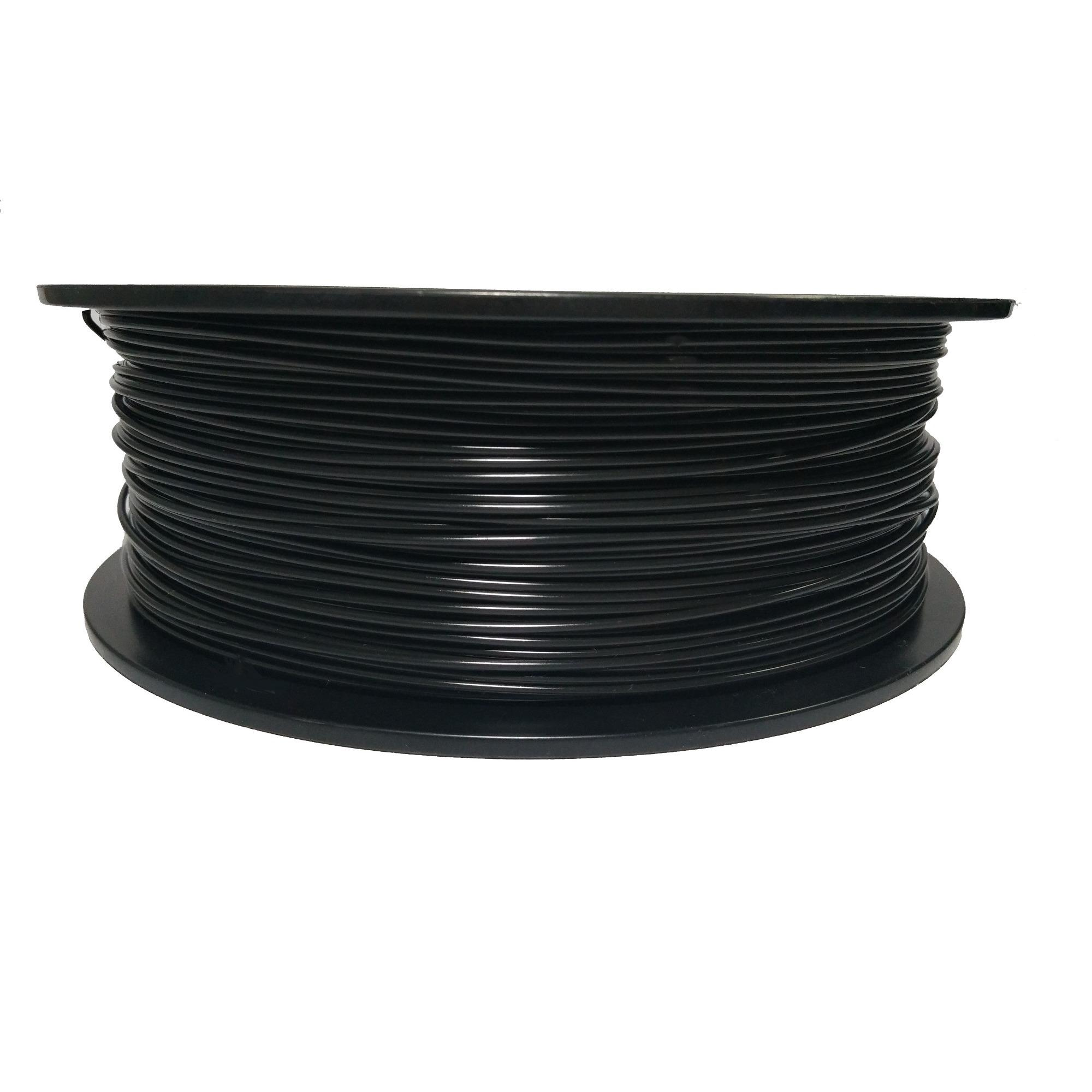 Best Buy Black Petg Filament For 3D Printer 1 75Mm 1Kg