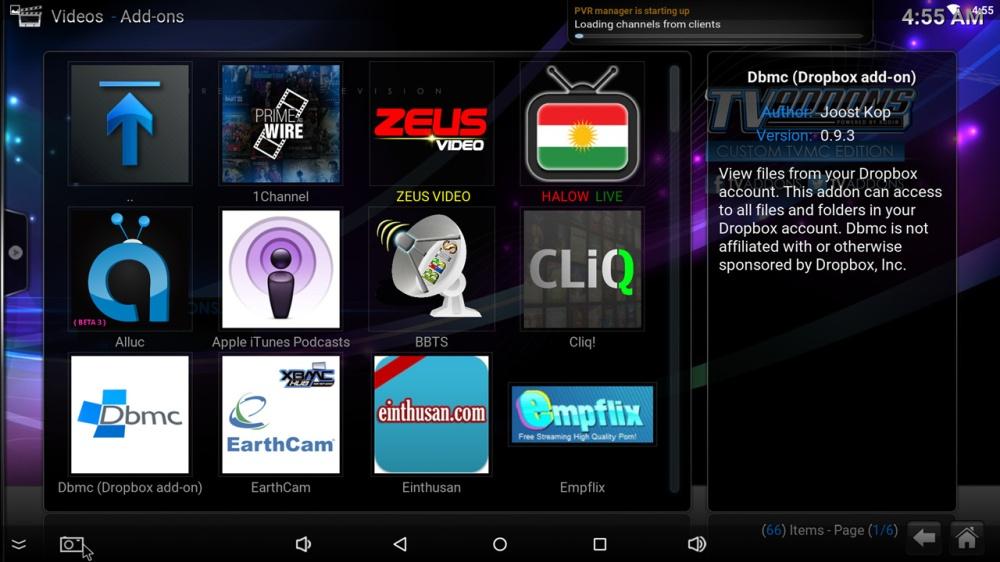MXQ Pro 4K Android 6 0 TV Box KODI Free HD Movies Apps Market TV Dramas  Karaoke