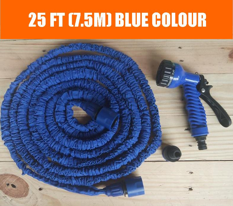 How To Buy X Hose Expandable Hose Free 7 Ways Spray Gun 25Ft 50Ft Car Washing Plants Water Spraying
