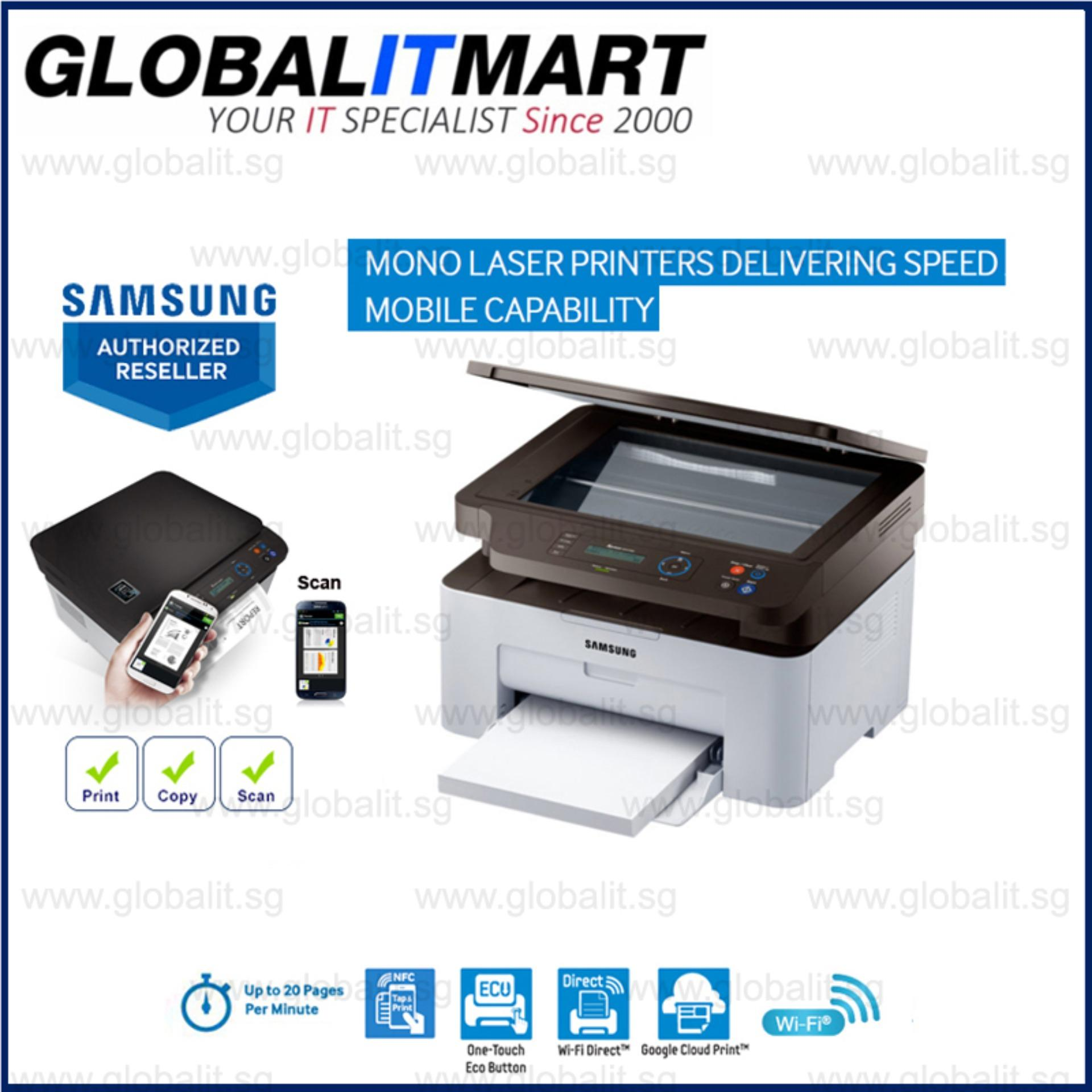 Discounted Samsung M2070W Monochrome Laser Multi Function Printer