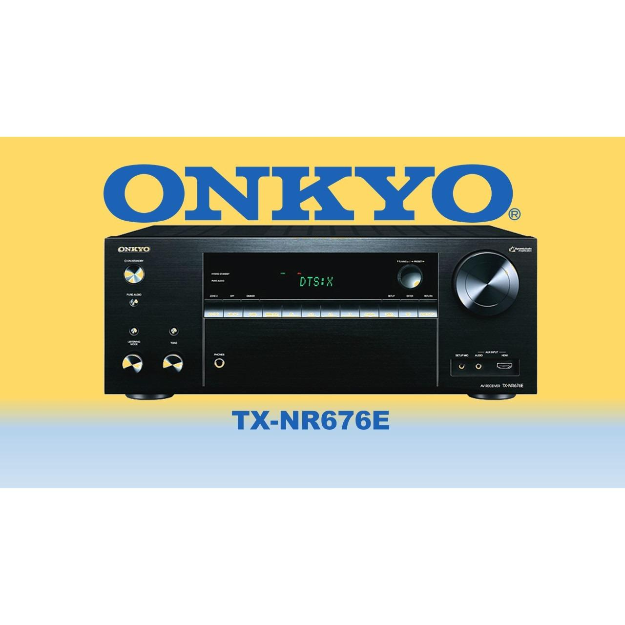 Cheapest Onkyo Tx Nr676E 7 2 Channel Network A V Receiver Online