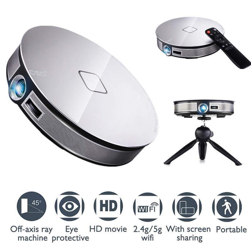 4K Smart Android Portable Cinema Projector
