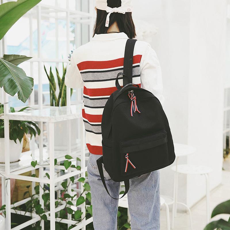 Buy Harajuku Korean Version Of The Female High Sch**l Student Backpack Bag Online China