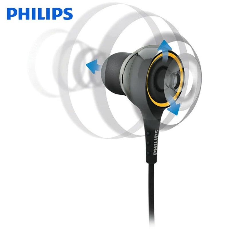 SHE6000 Wired Earphone Sport Headset In-Ear Running Earpads for xiaomiSamsung Official Certification - 2