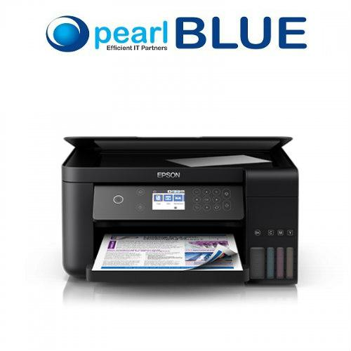 Top Rated Epson L6160 Wi Fi Duplex All In One Ink Tank Printer Maximum Speed Low Duplex Printing Costs