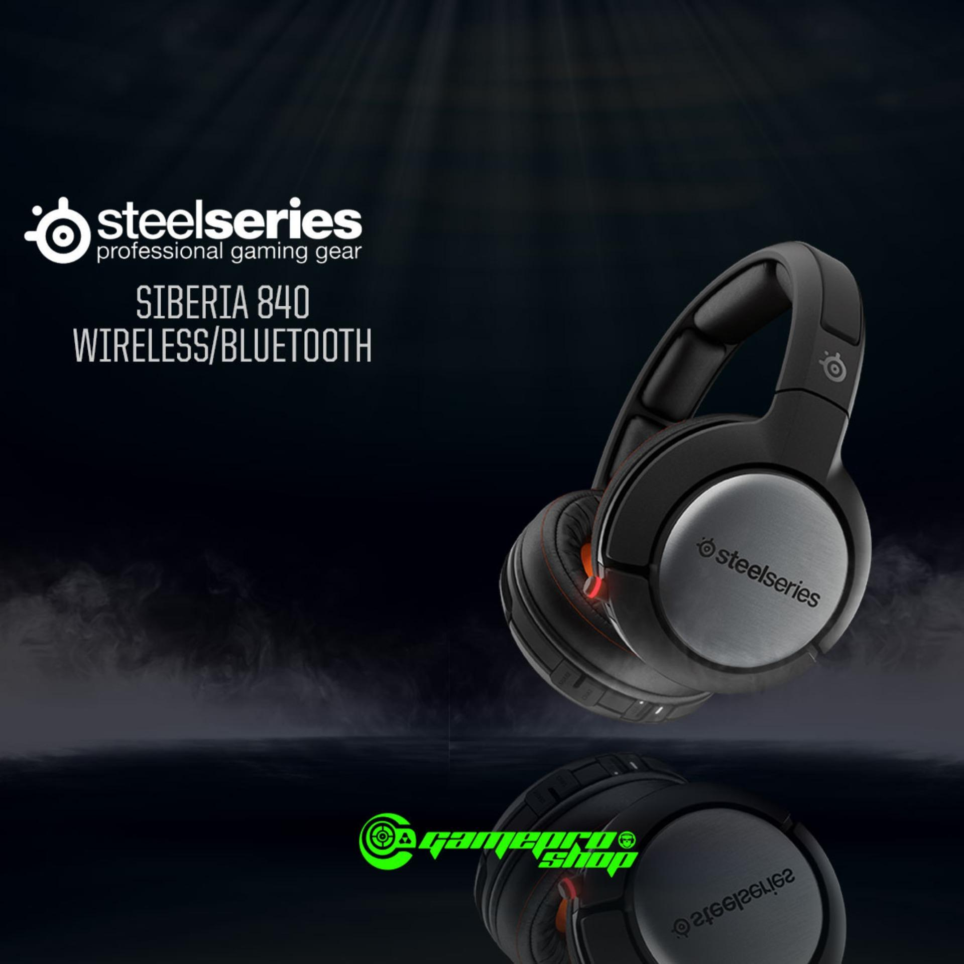Steelseries Siberia 840 Wireless Bluetooth Headset Gss Promo Free Shipping