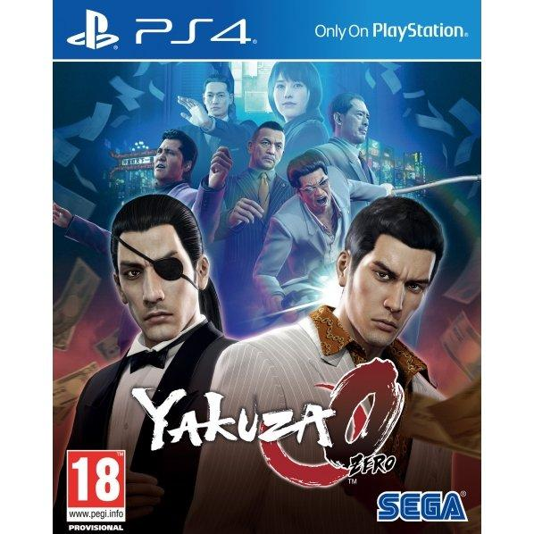 Wholesale Ps4 Yakuza Zero Eur R2