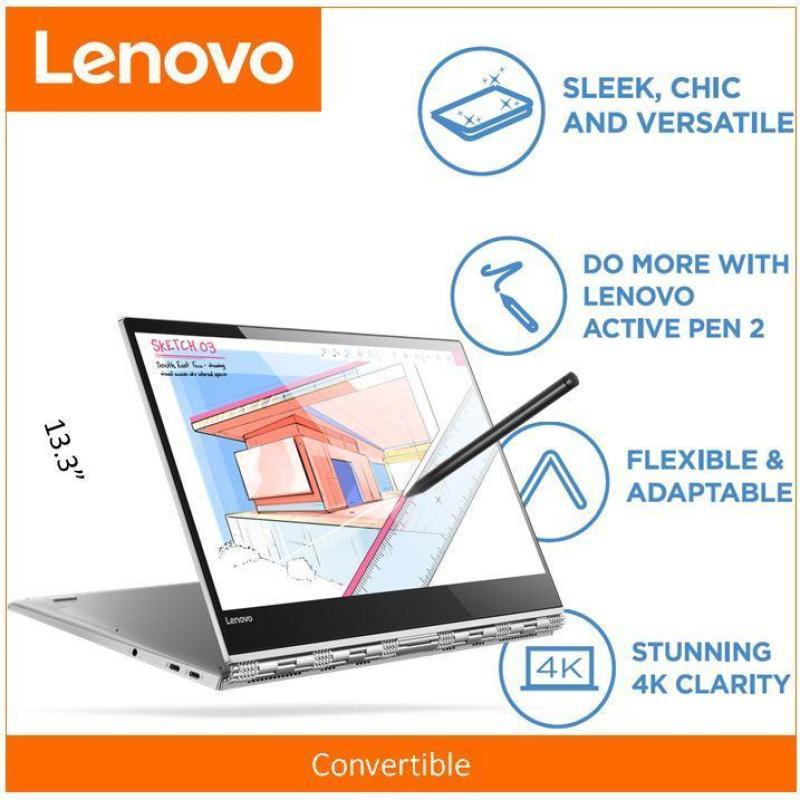LenovoIdeaPad YOGA 92013.9 FHDi7-8550U PLATINUM2 Year Local Warranty